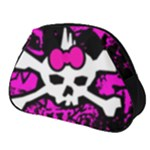 Punk Skull Princess Full Print Accessory Pouch (Small)