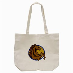 Horse circle Tote Bag from UrbanLoad.com Front